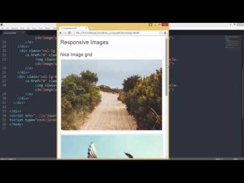 How to Resize CDN Images dynamically to reduce page load times