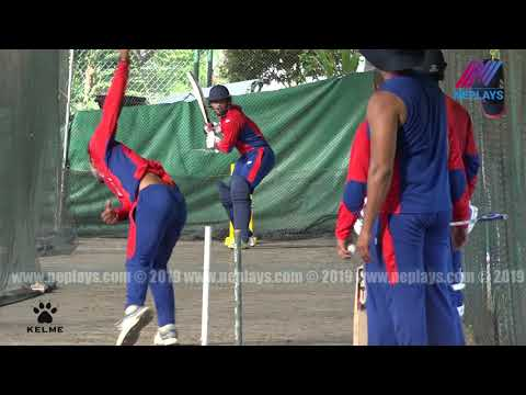 Nepal cricket team in singapore final || ICC T-20 worldcup qualifiers