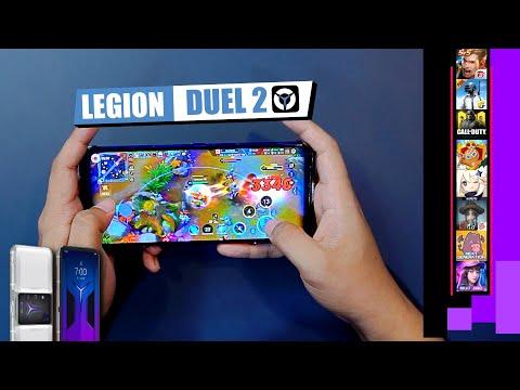 10 เกมกับ LEGION DUEL 2 | นี่สิมือถือเล่นเกมของจริง !!!