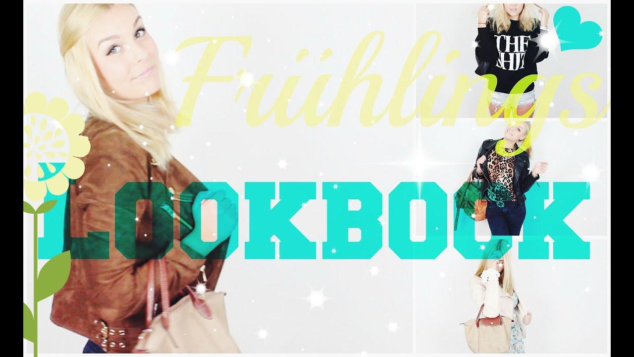 FRÜHLINGS / SPRING LOOKBOOK ♡ | Dagi Bee
