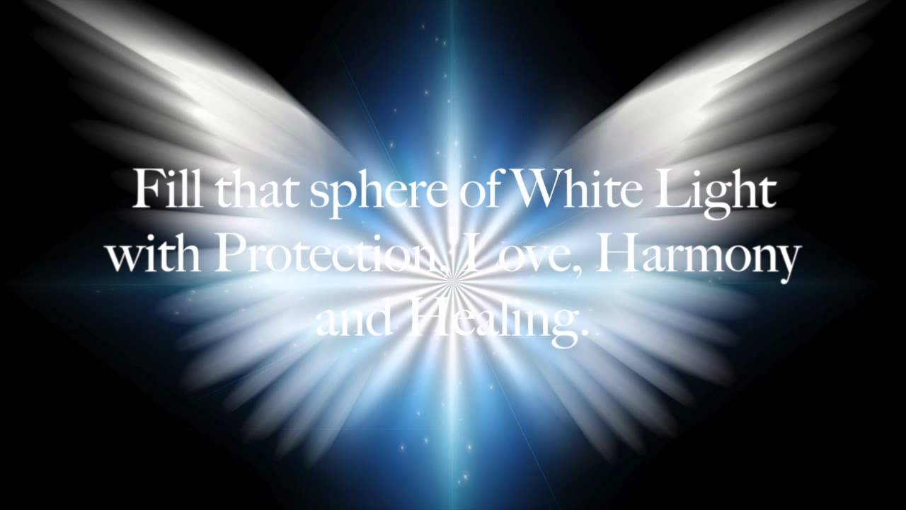 Angel Protection Ritual Protect Yourself From Negative Energies