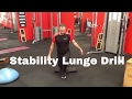 Use This Reflex Stability Exercise To Improve The Lunge Movement