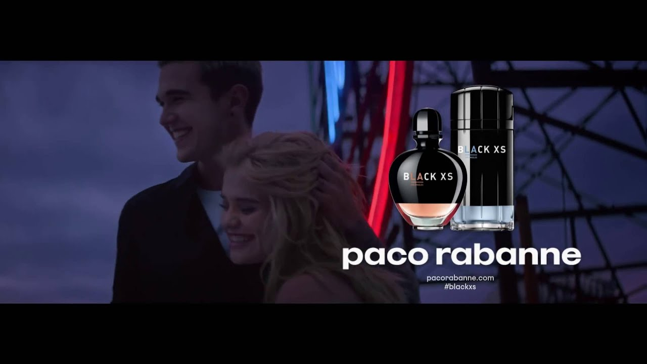 canci n anuncio black xs 2016 paco rabanne youtube. Black Bedroom Furniture Sets. Home Design Ideas