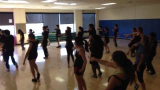 Pomona College Hip Hop Dance - Party to Damascus 2