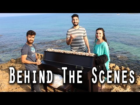 """How Did We Take The Piano To The Seashore?! 