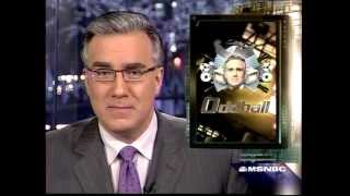 Oddball - Earl Gray Tea Is Not People!  Countdown with Keith Olbermann