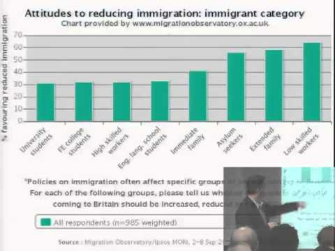 Who needs migrant workers? Controversies in international labour migration