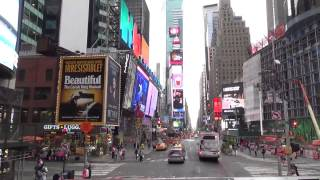 New York City Sightseeing Downtown Tour HD