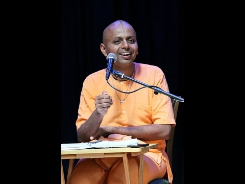 Maintenance is most difficult! Creation and Destruction is easy by Gaur Gopal Prabhu