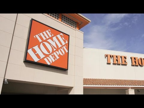 Credit cards stolen from Home Depot being sold online