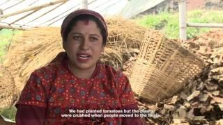 2015 Nepal earhqauke- Planting seeds of hope