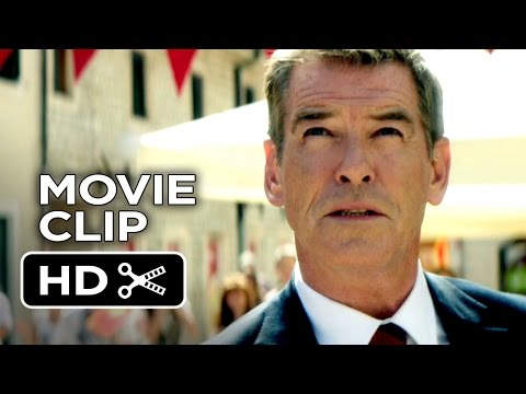 The November Man Movie CLIP - Betting On You (2014) - Olga Kurylenko, Pierce Brosnan Action Movie HD