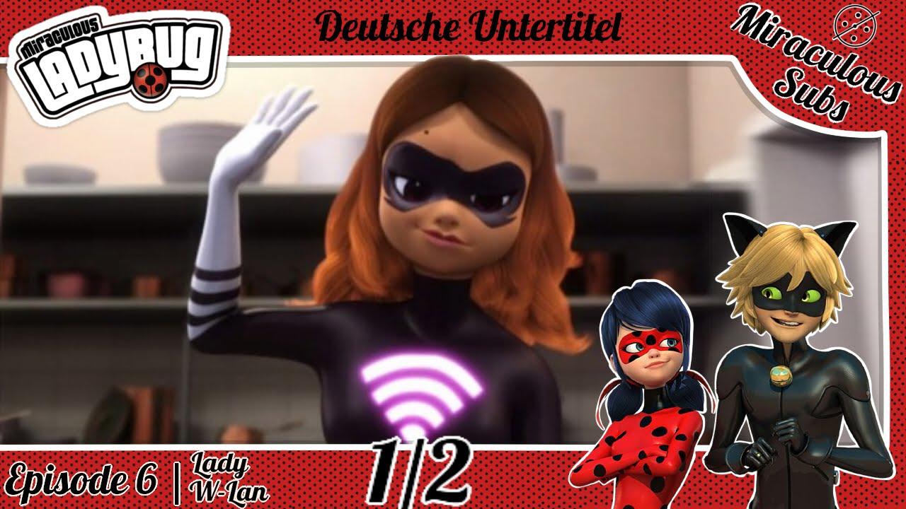 Miraculous Ladybug Episode 1 Deutsch