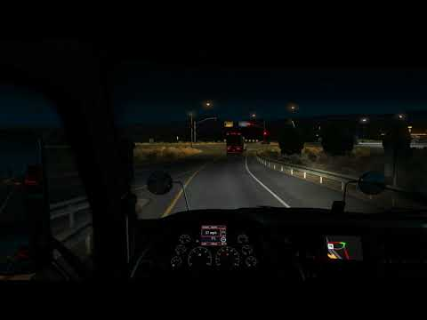American Truck Simulator - Holbrook (AZ) to Nogales (AZ) - 2017