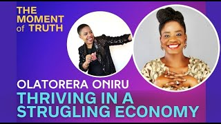 S1 E5 | Thriving In A Struggling Economy with Olatorera Oniru