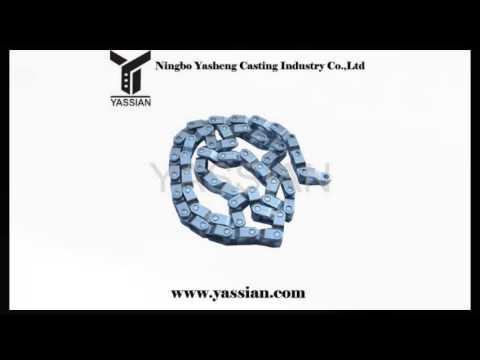 Cast Detachable Chain, Cast Conveyor Chain Manufacturers And Suppliers In China