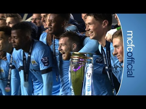 PLAYERS REACTION TO CUP WIN   City 1-0 Porto