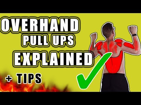 PULL-UPS EXPLAINED