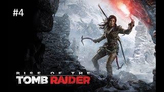 Rise of The Tomb Raider -- #4 Nave de hielo -- Gameplay Español