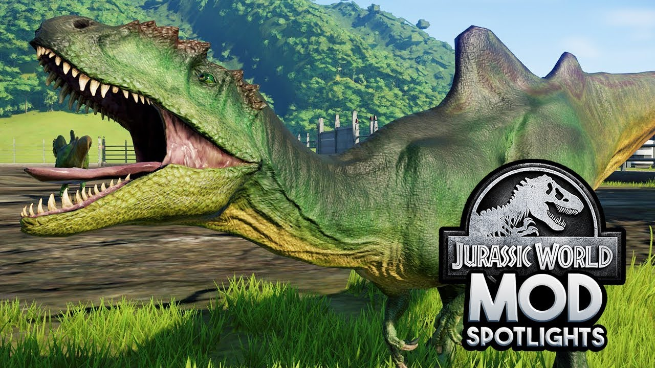 Concavenator New Dinosaur Jurassic World Evolution Mod Spotlight Youtube Make sure to read both readme's as. concavenator new dinosaur jurassic world evolution mod spotlight