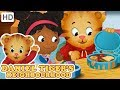 Daniel Tiger ✏️🚌 Adventures at School (Part 1/4) | Videos for Kids