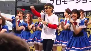 バイク川崎バイク 自分の持ちネタをタイのアイドル(SWEAT16!)に伝授す...