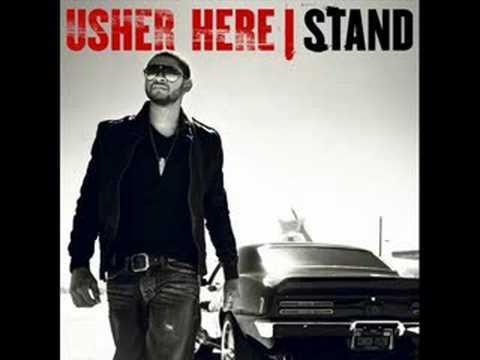 Usher - His Mistakes + Lyrics