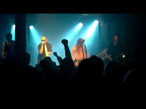 Sparzanza - Mr.Fish (Live@Tampere 24.10.2012)