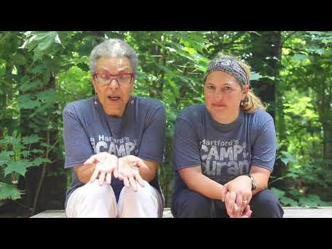 Camp Courant Yoga Program