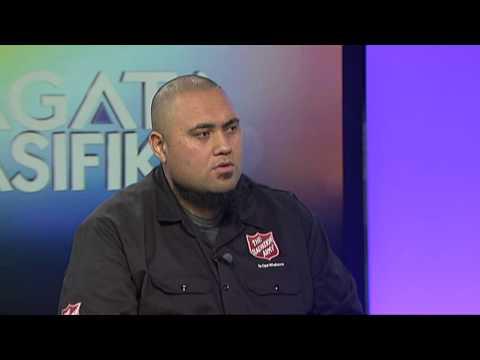 Ronji Tanielu on Child Poverty in New Zealand