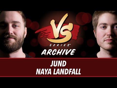 9/8/2016 - Ross VS. Majors: Jund VS. Naya Landfall [Modern]