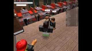 Roblox T.G.i Fridays Gameplay