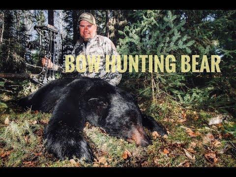 Spring Bear Hunting - Manitoba Archery