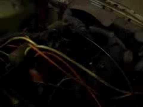 Saab 95 v4 Engine