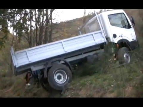 Nissan Cabstar 4x4 Pere Maimi Conversion Youtube