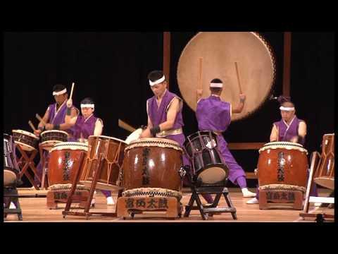 Taiko drums- Fugaku Taiko Ryujin-kumi from Shizuoka Prefecture