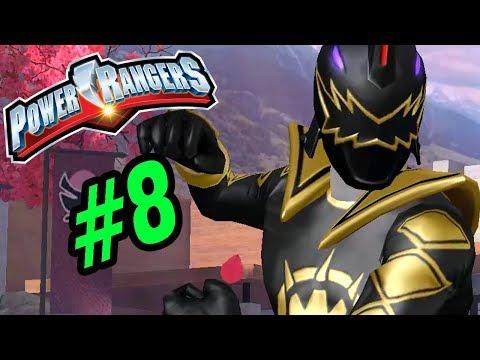 Power Rangers Legacy Wars #8 - Black Dino Ranger Siêu Nhân Khủng Long - 5