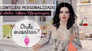 Conteúdo Personalizado The Sims 2 - Custom Content