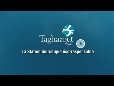 Station touristique Taghazout Bay