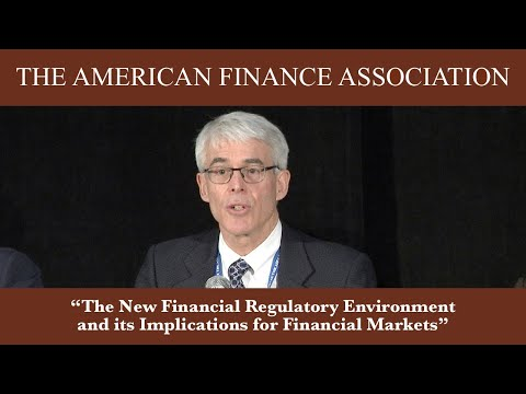 The New Financial Regulatory Environment and its Implications for Financial Markets
