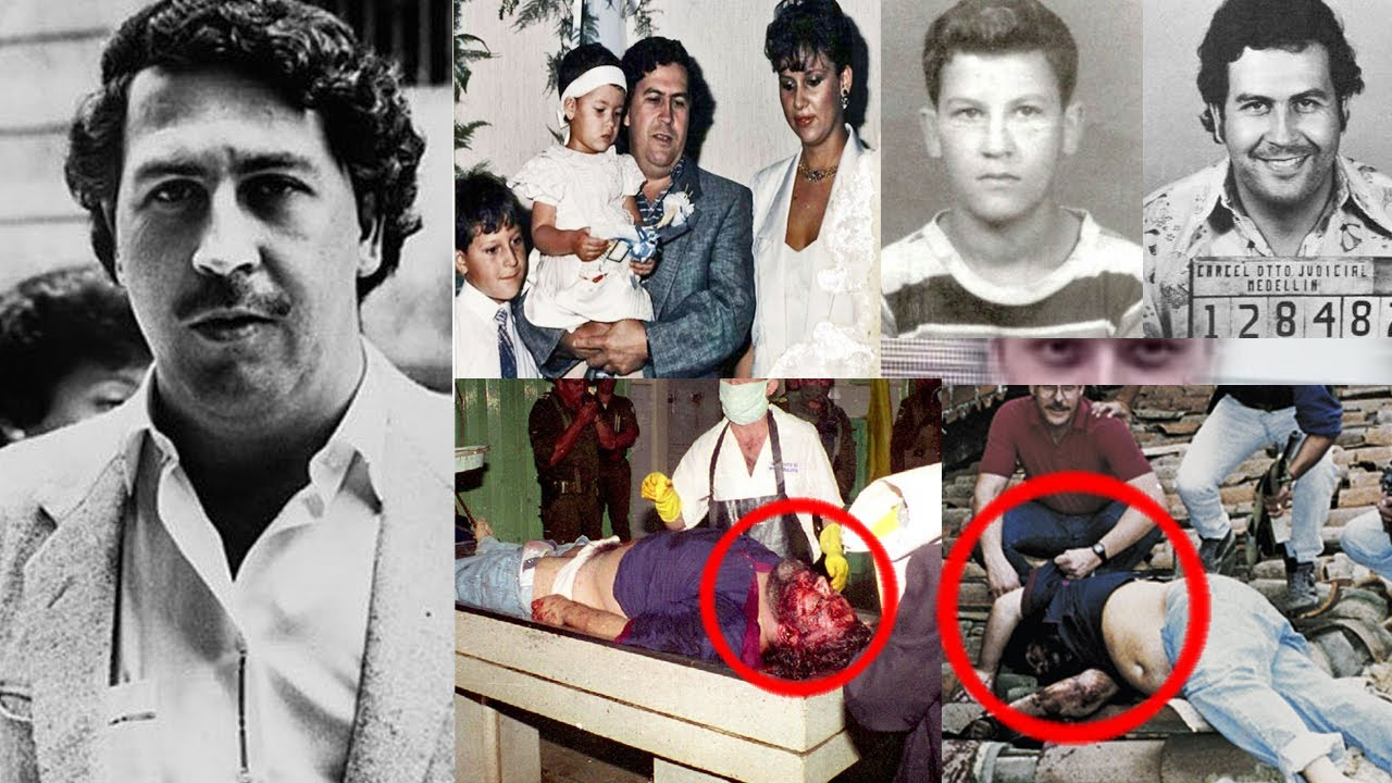 Maria Victoria Henao >> Unknown Surprising Facts About Pablo Escobar || Pastimers - YouTube