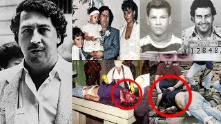 Unknown Surprising Facts About Pablo Escobar || Pastimers