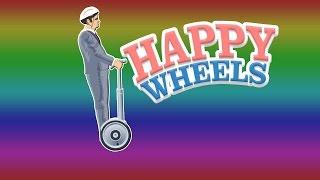 Почему бы голову не сломать► Happy Wheels►#1