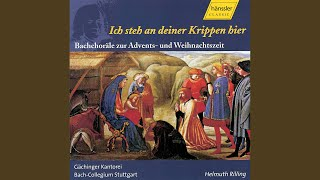 Lobt Gott, ihr Christen allzugleich: Chorale Prelude, BWV 609 - Chorale Setting, BWV 375