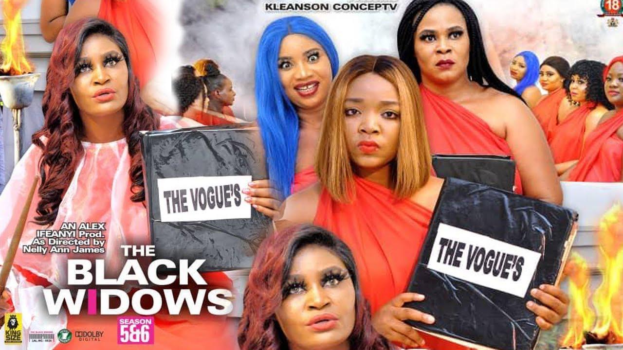 Download BLACK WIDOWS SEASON 6{NEW TRENDING MOVIE} -CHIZZY ALICHI|SONIA UCHE|EKENE UMENWA|2021 Nigerian Movie