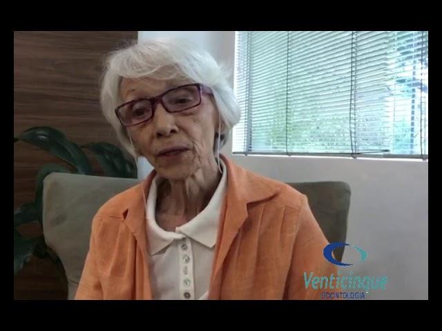 Depoimento Paciente Eneide Tonon