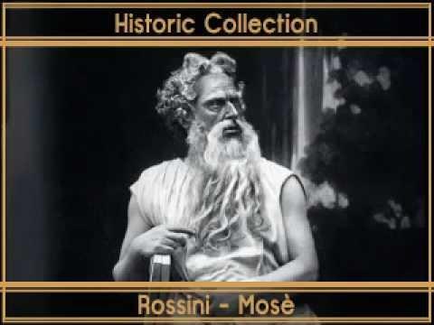 Historic Collection – Dal tuo stellato soglio