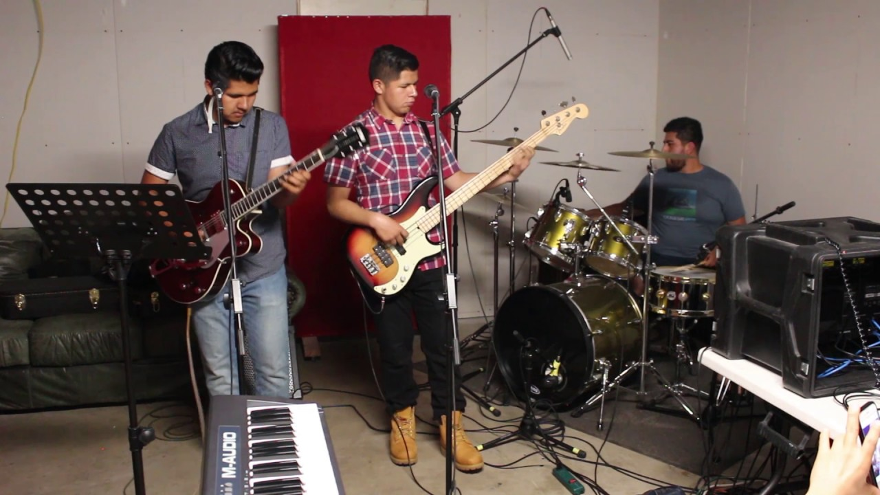 Framed- Los Lobos- Ritchie Valens- Cover By UMO - YouTube