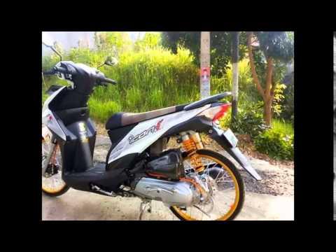 Video Modifikasi Motor Honda Beat Ceper Terbaru