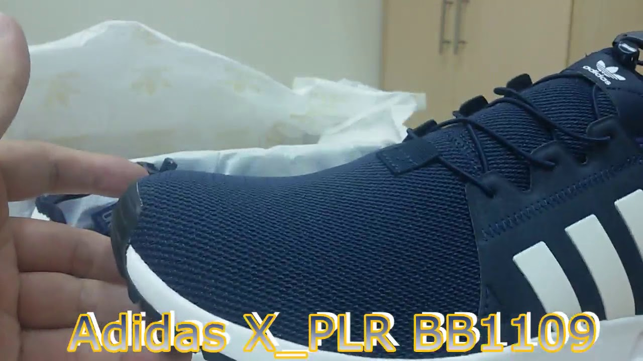 9e944b54147 Unboxing Review sneakers Adidas X_PLR BB1109